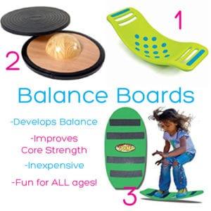 balanceboards