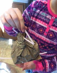 STEM Gift: STEM STEAM Family Challenge box egg drop M