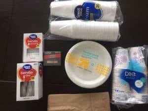 STEM Gift: STEM STEAM Family Challenge box Supplies 4