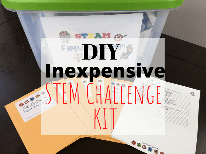 DIY STEM Challenge Kit