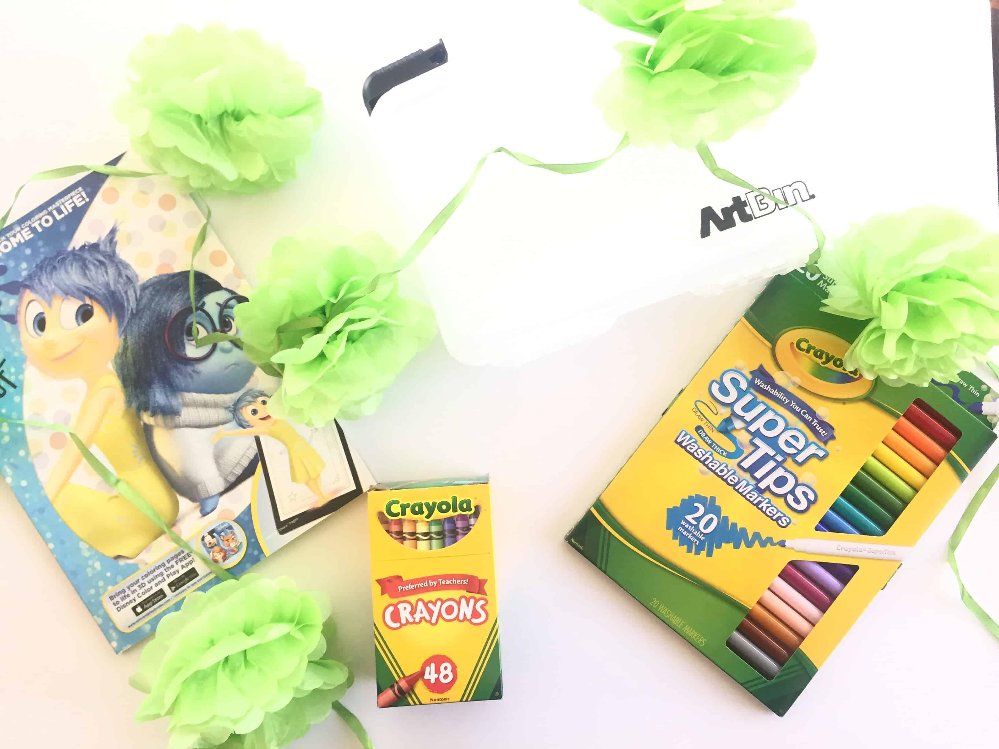 25 Creative Gift Ideas made with {CHEAP} school supplies