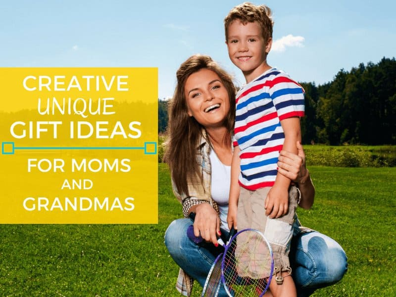 unique gift ideas for moms and grandmas
