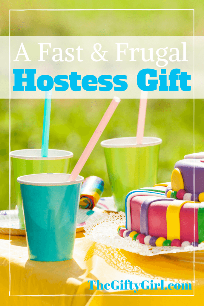 If you want something fun and thoughtful to bring the host or hostess of a party you are attending, here is an idea and a free printable!