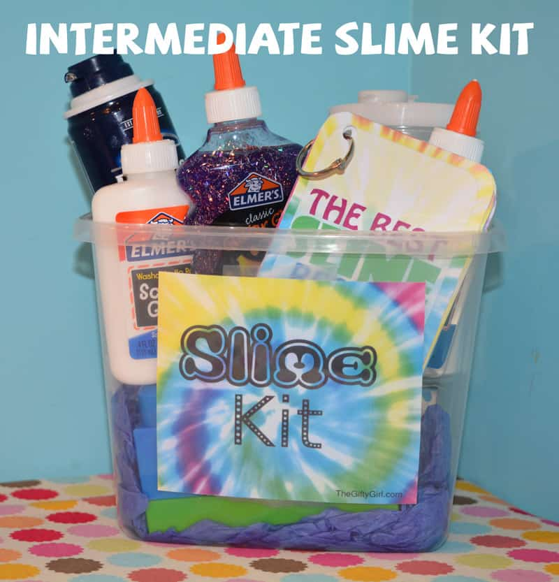 Intermediate Slime Kit Gift