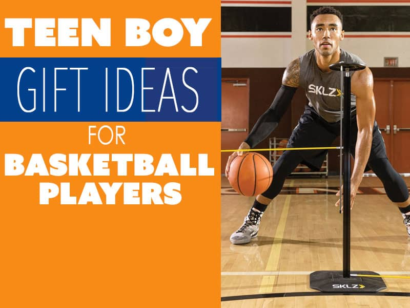 36 of the Best Basketball Gifts for Teen Boys