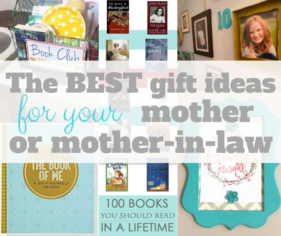The BEST gift ideas for mothers and mothers-in-law