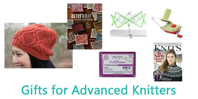 20+ of the BEST gift ideas for knitters