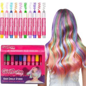 stocking stuffer ideas hair chalk