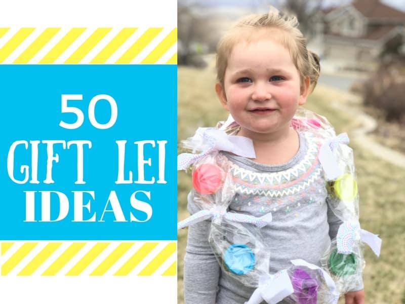 50 Creative DIY Graduation Leis