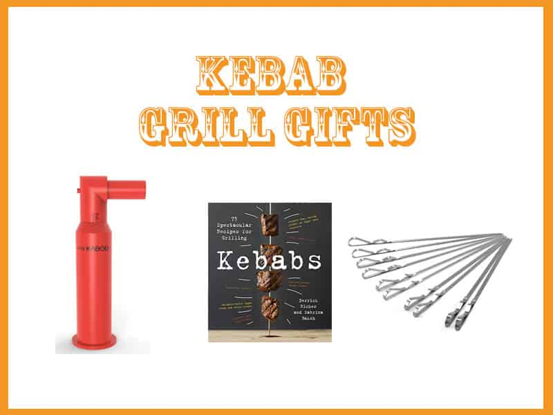 Gift ideas for guys who like kebabs
