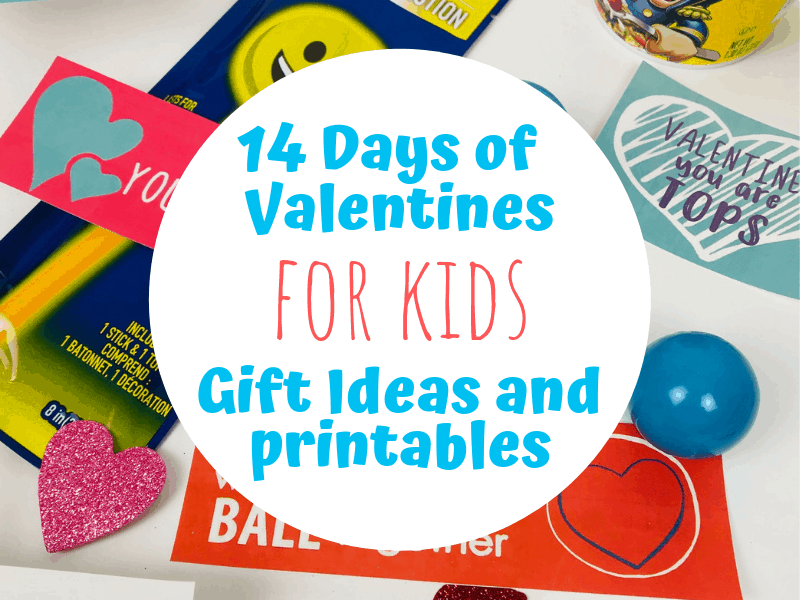 DIY Valentine's Gift for Kids: 14 Simple Ideas