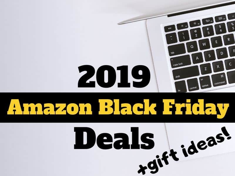 Amazon Black Friday 2019 Deals