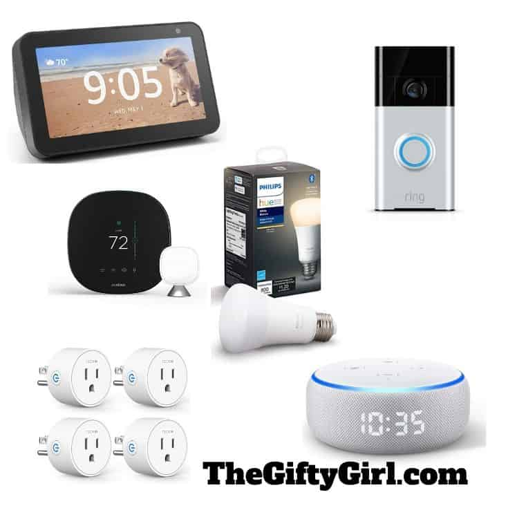 employee gift ideas smart tech gift baskket