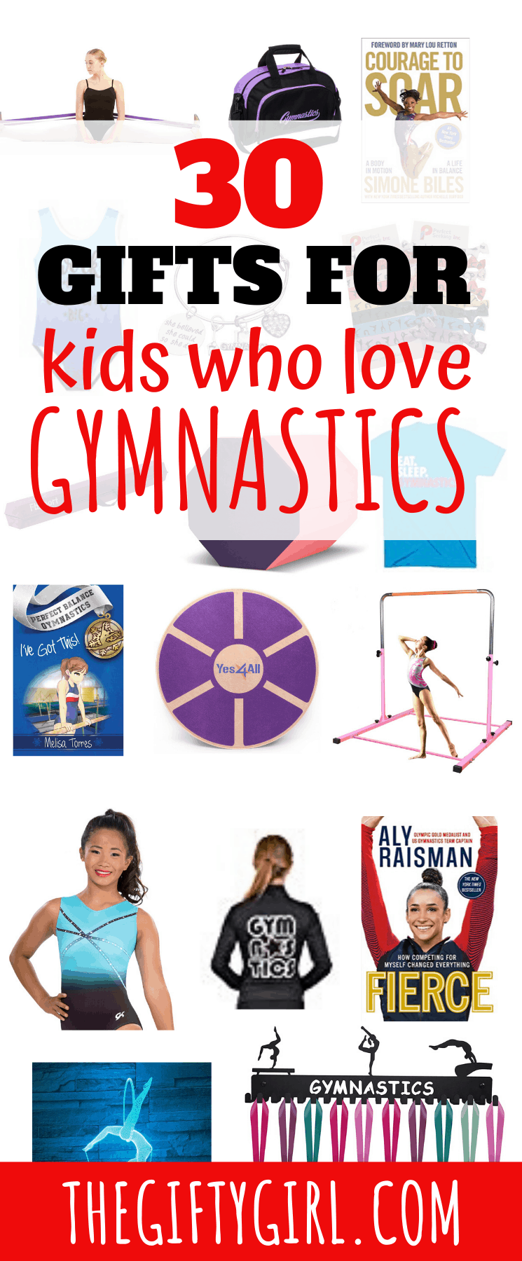 gymnast gifts for girls christmas