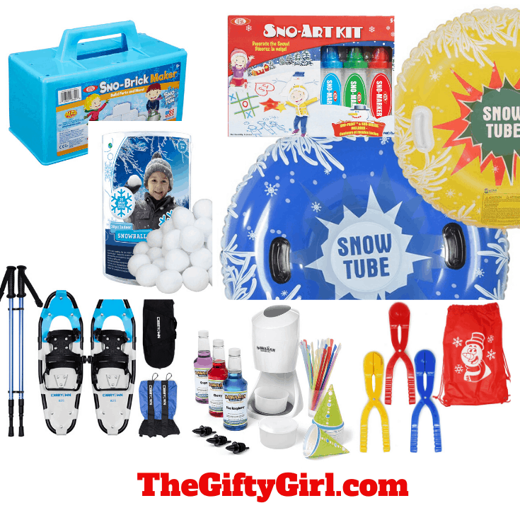 outdoor fun gift basket