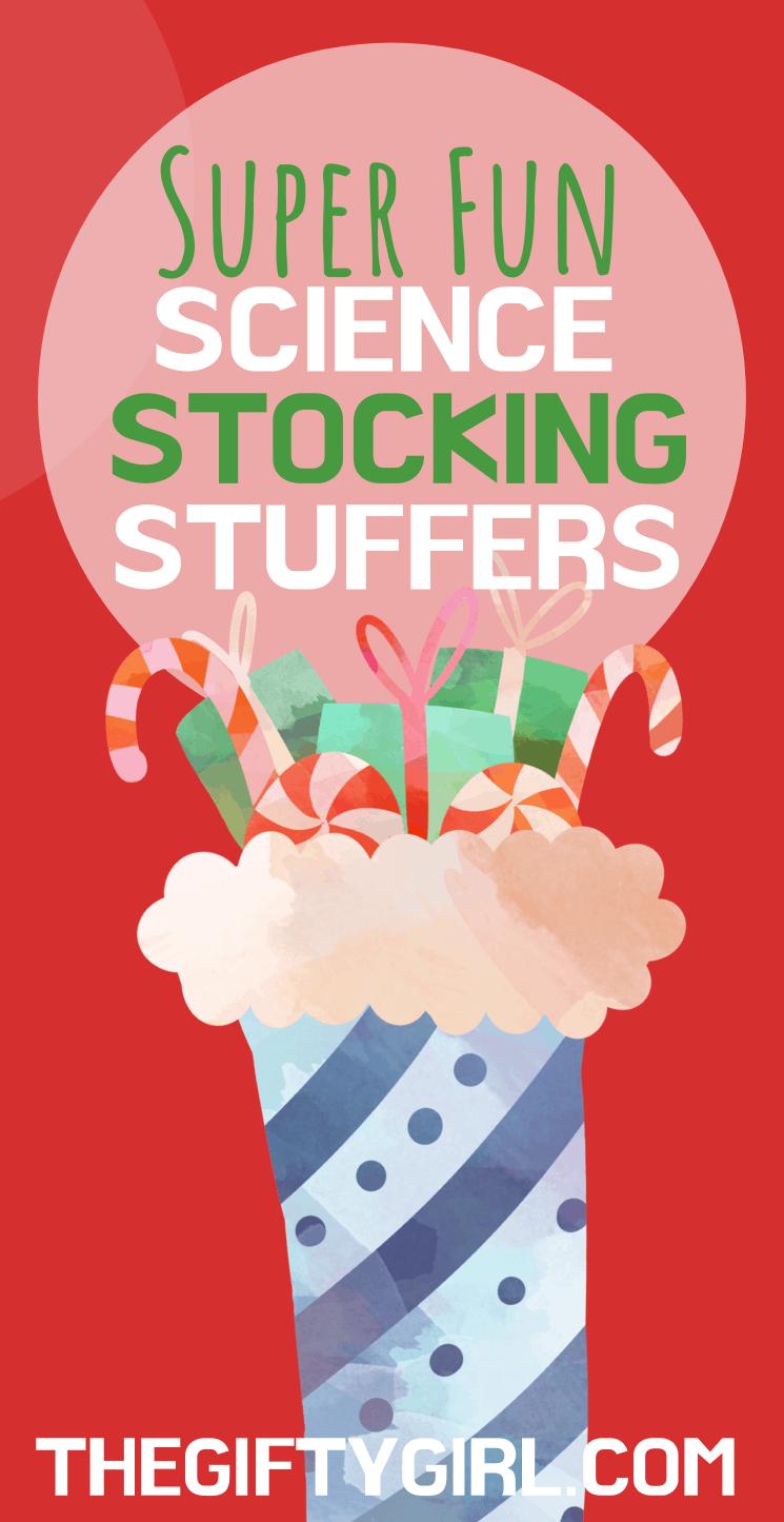 Christmas Science Stocking Stuffer