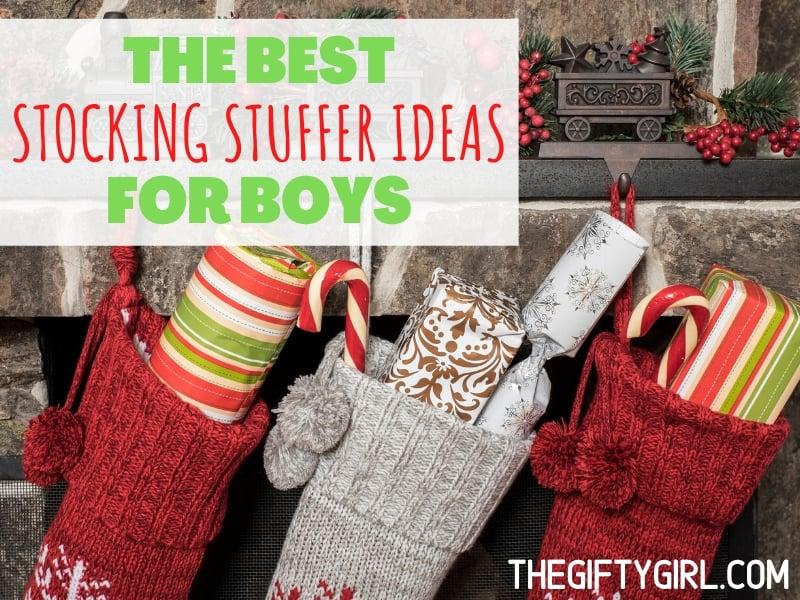 27 of the Best Stocking Stuffer Ideas for Boys