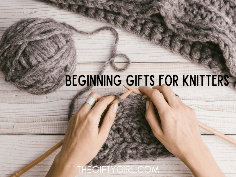 Hands Knitting: Beginning Gifts for Knitters