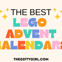 Text Overlay with The Best Lego Advent Calendars The Gifty Girl dot com