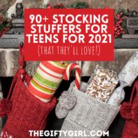 90+ Stocking Stuffers for Teens